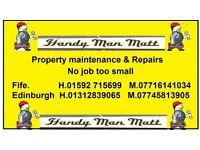 Handyman Matt