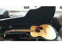CF Martin & Co acoustic guitar 000m