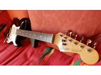 Fender Japan Statocaster E Series with HSC