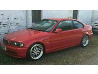 BMW 318ci 2dr coupe