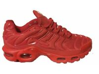 BNIB Nike Air Max RED TNs - Sizes 8 & 9