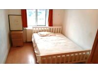 Lovely medium double room including bills for single occupancy