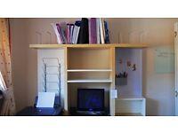 IKEA Desk Unit in Cwmbran, Wales