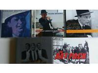 Frank Sinatra CD's