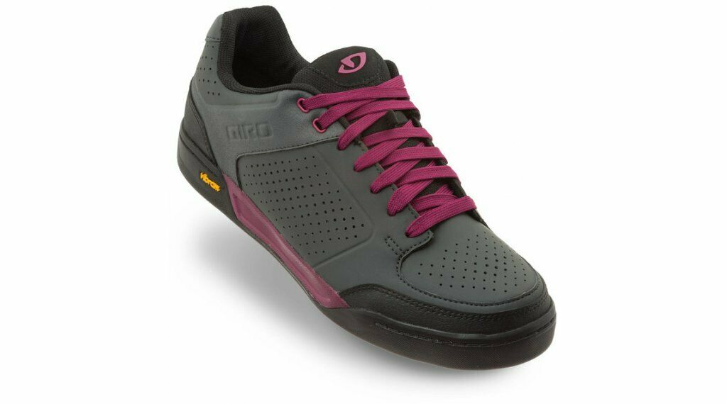 Giro Riddance W - MTB Schuhe Damen Gr 43 dark shadow/berry NEU