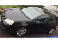 VW GOLF 2.0 GT TDI (Black)