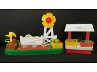 Little People Garden and stand