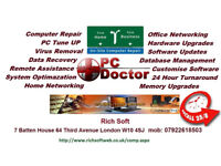 Would you like to be happy - discover -Rich Soft computer repair services