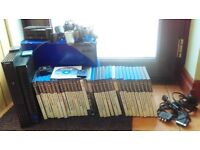 Playstation 2 Console with 30 Games