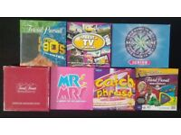 A great selection of classic board games