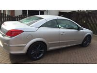 Vauxhall Astra Twintop Coupe Hardtop Convertible