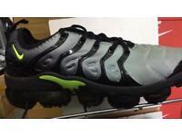 New Nike air vapormax plus 7 colours 6-11