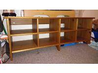 Ikea Leksvik TV stand / shoe rack
