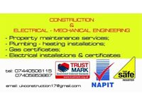 Gas and heating engineer