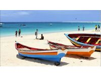 Cape Verde 7 Nights winter sun 21st to 28 December 7 days Return ticket