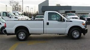 2015 Ford F-250 reg cab 2wd diesel long box