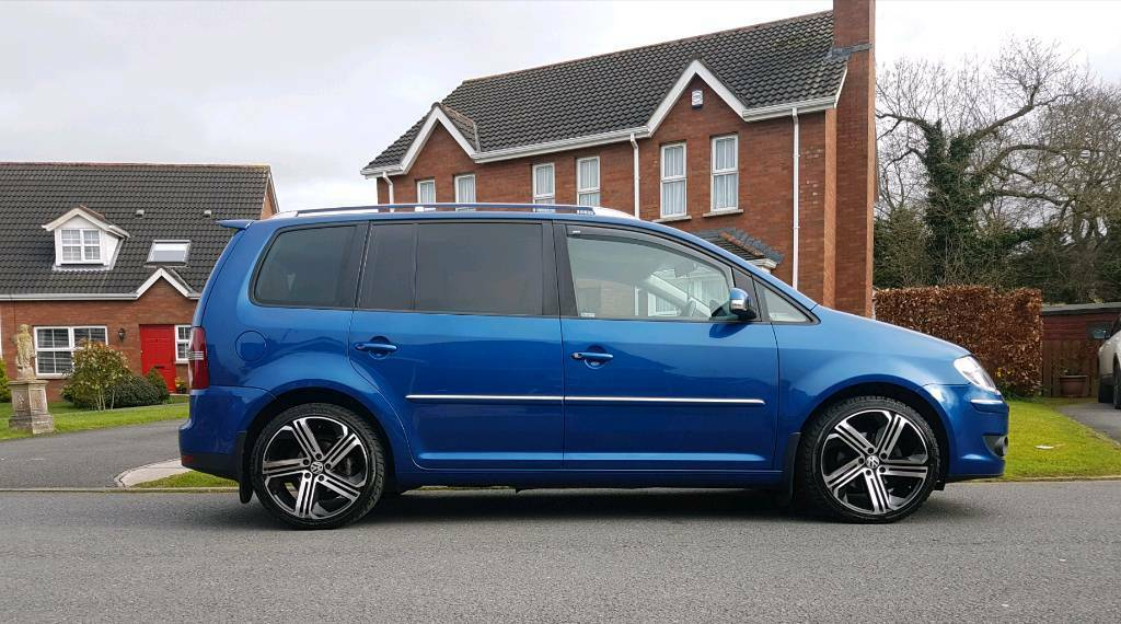 2008 vw touran 2 0tdi 140 sport rline in armagh county armagh gumtree