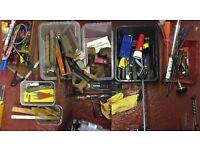 Bulk Assortment of tools - Open to sensible offers