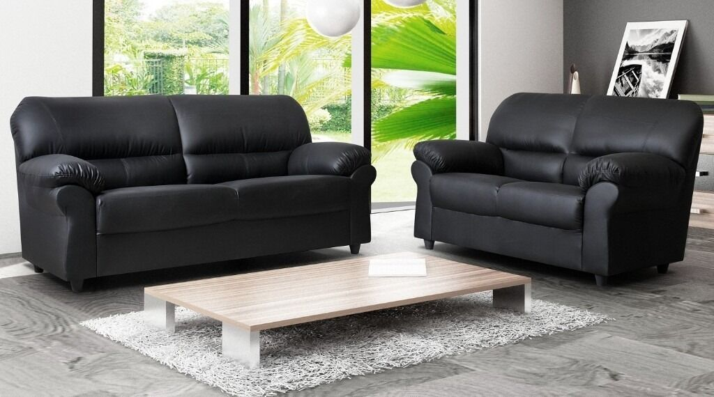 3 2 candy black sofasofas delivery thursday call us nowin Long Buckby, NorthamptonshireGumtree - call us now for delivery thursday 07535460450 lots on offer go through all the pictures to choose prices on the pics SPECIAL DEAL THIS WEEKEND ONLY candy 3 2 black was £450 now just £299.99 (will be £329 come Monday) £50 delivery charge as...