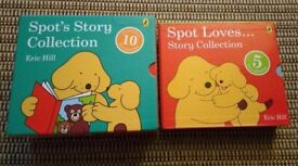 Spot collections books