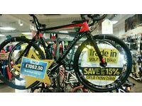 Boardman cxr 9.0 racing bike