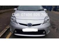 FOR SALE TOYOTA PRIUS HYBRID T-SPIRIT SPEC LOW MILEAGE HPI CLEAR