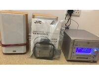 JVC Compact MD System