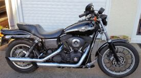Harley Davidson Superglide Sport 2003 Anniversary Edition FXDX