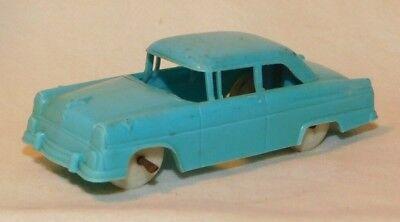 Used, Vintage F&F Plastics Ford Cereal Premium Car Toy - Aqua Color for sale  Centralia