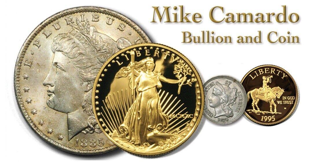 Mike Camardo Bullion and Coin