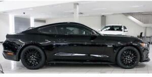 2017 Ford Mustang Fastback Gt 5.0 V8 6 Sp Automatic 2d Coupe