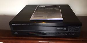 Yamaha 5 Disc Cd Player Quality GC Algester Brisbane South West Preview