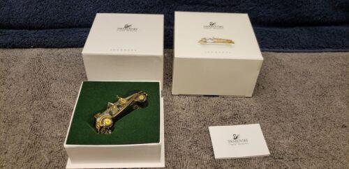 Swarovski Crystal Journeys Limousine Ship NEW With Box