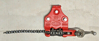 Reed Tool Cv4 Chain Vise 18 To 4-in