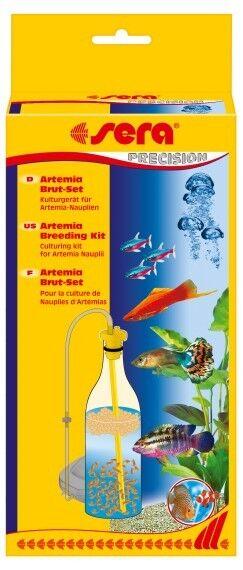 Sera Artemia Brut-Set zur Aufzucht von Salinenkrebse