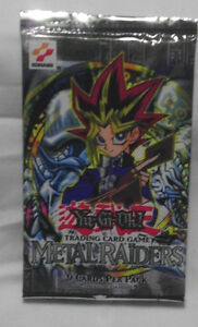Yu-Gi-Oh! Metal Raiders Booster Unlimited Edition