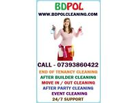 End of Tenancy Cleaning - from £80.00 - Great Deal !!!!