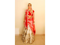 Modern Indian Wedding Dress