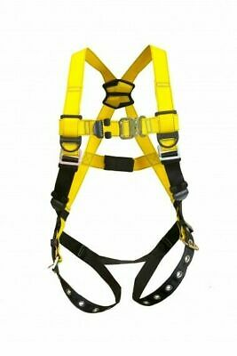 Guardian Fall Protection Series 1 Harness M-l 37005 New Free Shipping