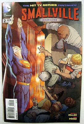 WB SMALLVILLE * SEASON 11 * Comic Book # 2 ~ 1ST PRINT NM 2012