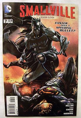 WB SMALLVILLE * SEASON 11 * Comic Book # 7 ~ 1ST PRINT ~ BATMAN Arrow SUPERMAN