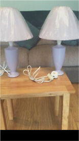 Bedside or Lounge Lamps