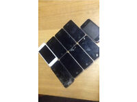 10 iPhones for sale as Spares or Repairs iPhone 3GS, 4/4s and 5 non Working delivery available