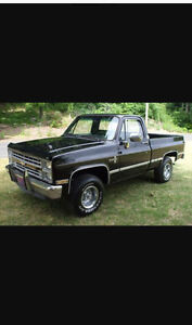 Looking for a 73-87 chevy or gmc K10/20