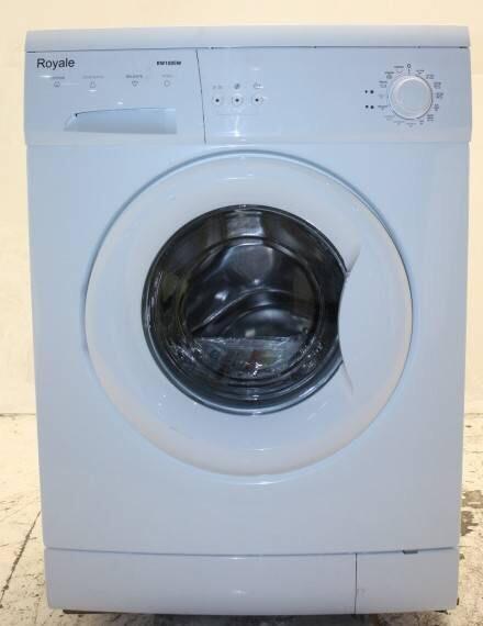 royal washing machine