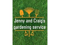 Jenny and Craig's Gardening Service