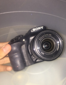 Sony CX3000 Point and Shoot camera