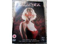 Battlestar Galactica - Series 1 (DVD, 2005) - BRAND NEW