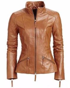 Women's custom tailored Leather Jackets