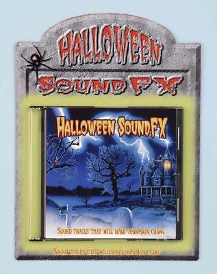Halloween Horror Music (Halloween Horror Sound FX CD Halloween Scary Music)
